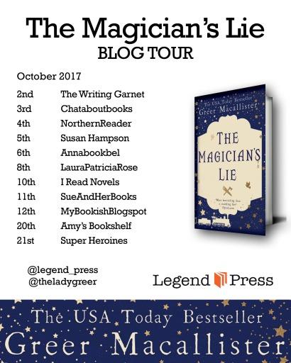 The Magician's Lie paperback Blog Tour Banner jpeg (2)
