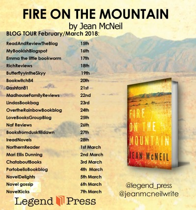 fire on the mountain Blog Tour Banner jpeg