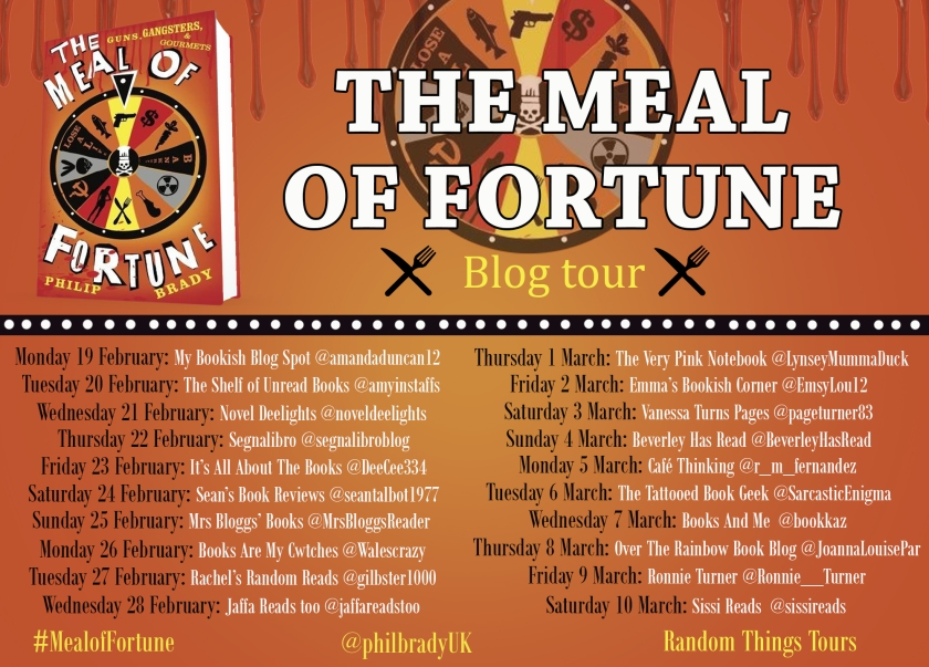meal of fortune tour poster