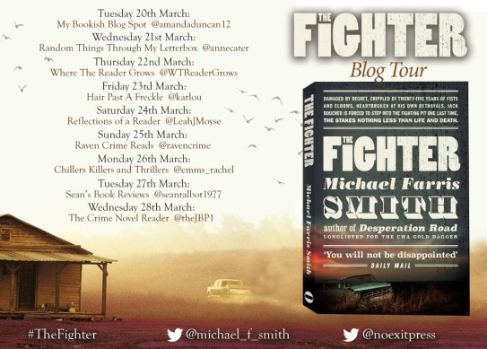 The Fighter Blog Tour poster (1)