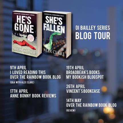 Bailley He's Gone She's Fallen blog tour card 02