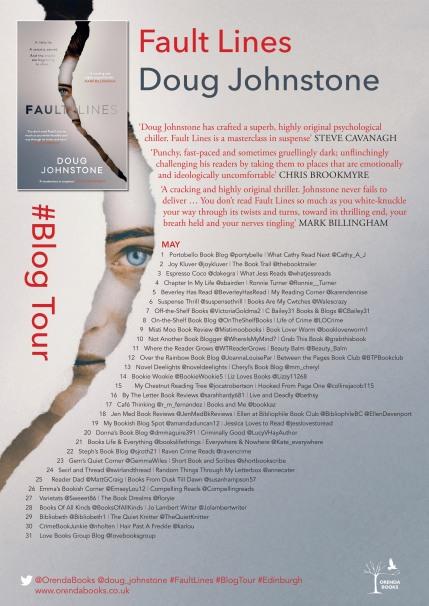 Fault Lines blog poster 2018