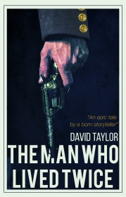 The Man Who Lived Twice Final Cover