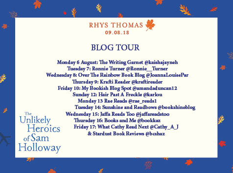 FINAL Unlikely Heroics Blog Tour Poster