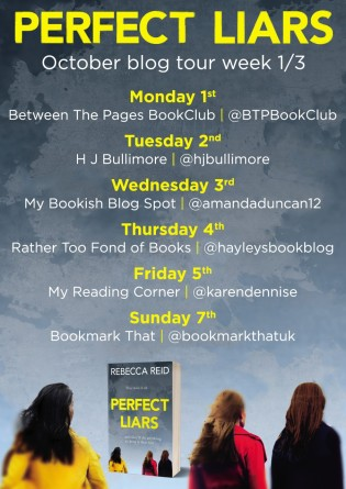 Perfect Liars Blog Tour Poster Week1