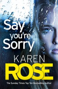 Say You're Sorry Cover Image