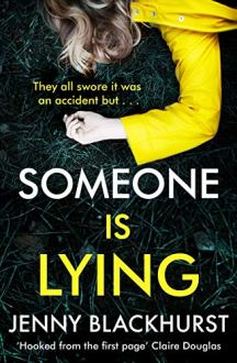 Someone Is Lying Cover