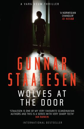 Wolves at the Door Cover