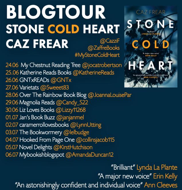 Caz Frear Blogtour